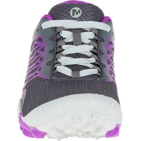 Merrell All Out Terra Light - Chaussures running Femme - gris/violet